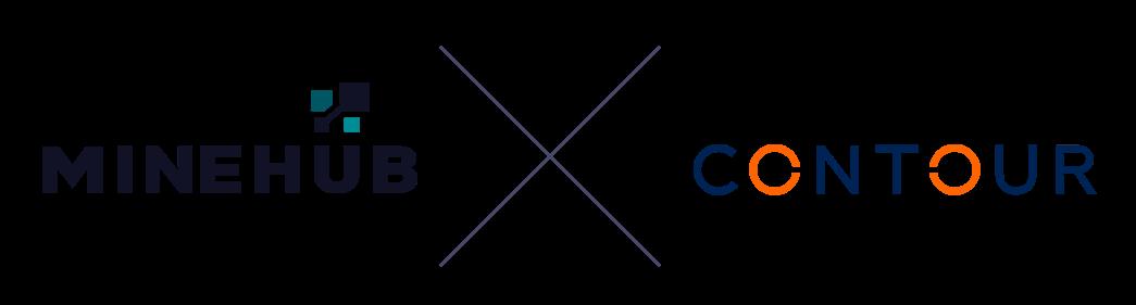 MineHub & Countour Logos